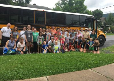 Bible Day Camp 2018