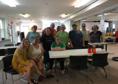 Memorial Day Helpers 2017